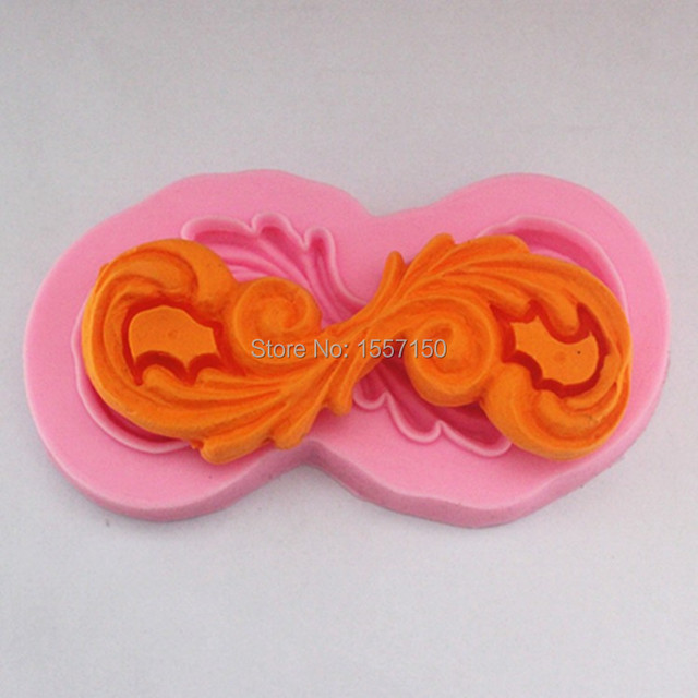3D FM173  volume flower Silicone Cake Chocolate Soap Pudding Jelly Candy Ice Cookie Biscuit Mold Mould Pan Bakeware Wholesales