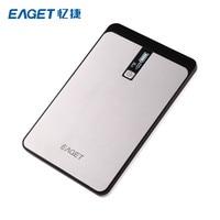 Original EAGET PT96 Power Bank 32000mAh Large Capacity External Battery Packup Portable Mobile Phone Powerbank For