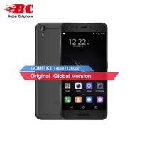 Original GOME K1 4G LTE Smartphone Octa Core 5 2 Inch MTK6757 2 3 GHz FHD