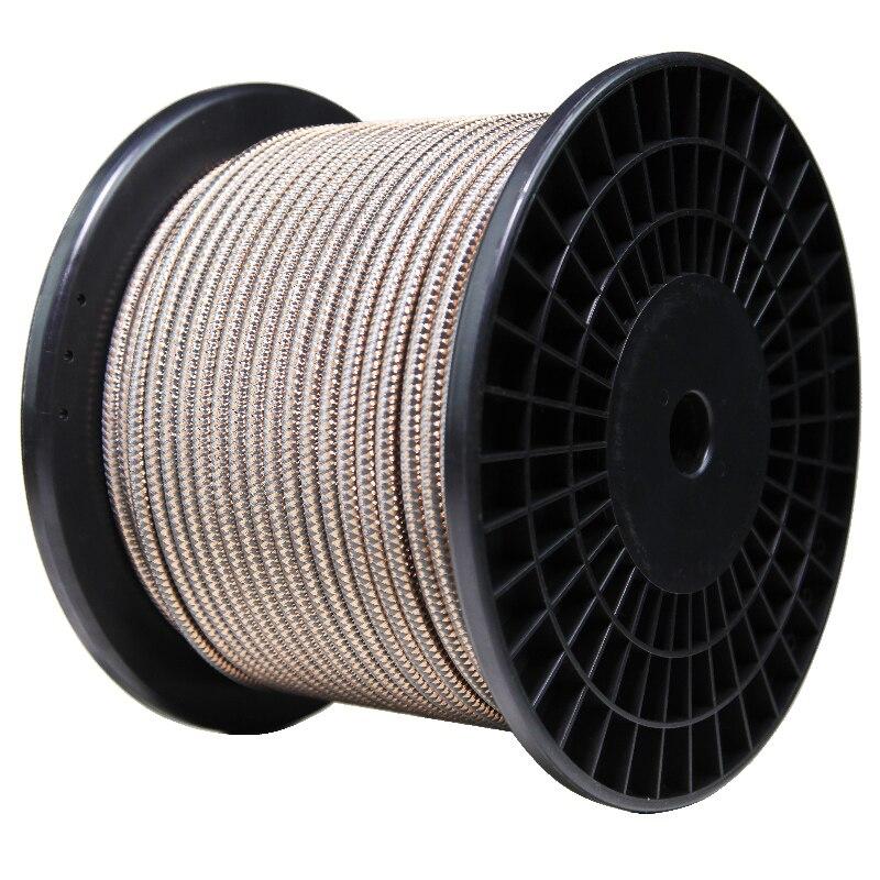 HiFi MPS M-9 99.9999% OCC Hiend Audio câble XLR câble CD Amplificateur audio fil RCA équilibre XLR AC puissance audio câble