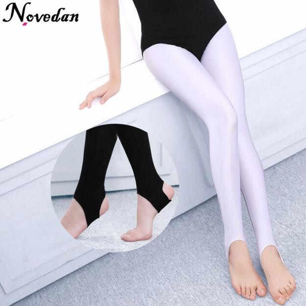 a5b29aaf53b80 Girls Kids Adults Ballet Stirrup Tights Cotton Spandex Gymnastics Dance  Fitness Pants Children Ballet Pantyhose