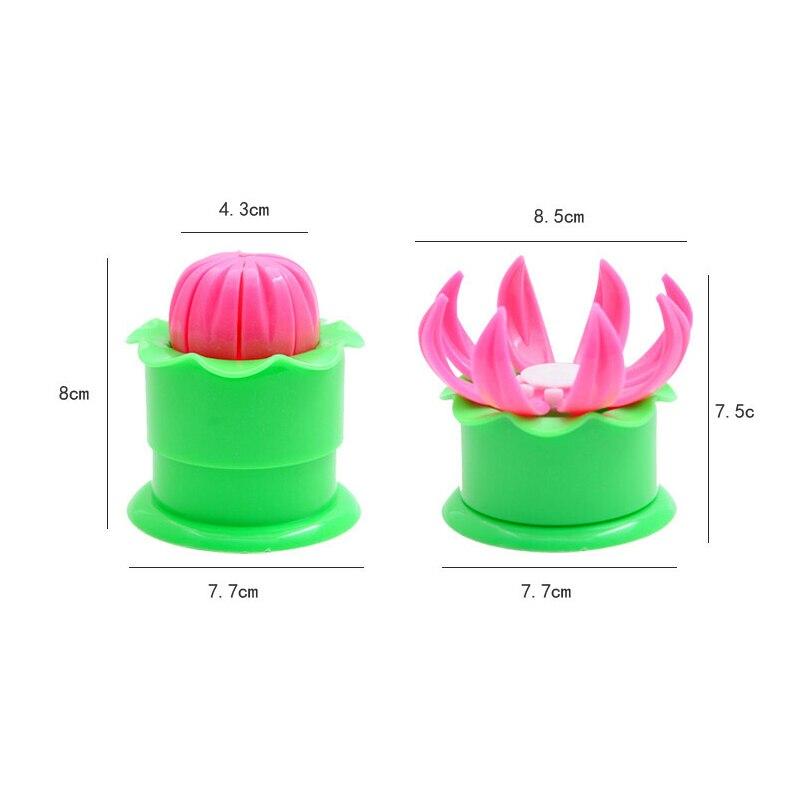 DIY зеленый пластиковый ручной мешок изготовления плесень красивый практичный Творческий моделирование простые технологии Уникальные домашние кухонные инструменты