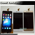 100% Tested Black/White/Gold Full LCD Display + Touch Screen Digitizer Assembly Replacement For ZTE Blade X3 D2 T620 A452