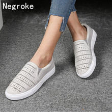 2019 Summer & Autumn Women Shoes Breathable Mesh Sneakers Shoes Woman Ballet Flats Ladies Slip On Flats Loafers Zapatos Mujer