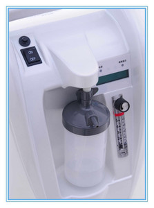 Image 2 - Medical 5L 90% Oxygen Concentrator For Curing Heart and Respiratory Diseases Health Care Oxygen Generator O2 Supplement Machine
