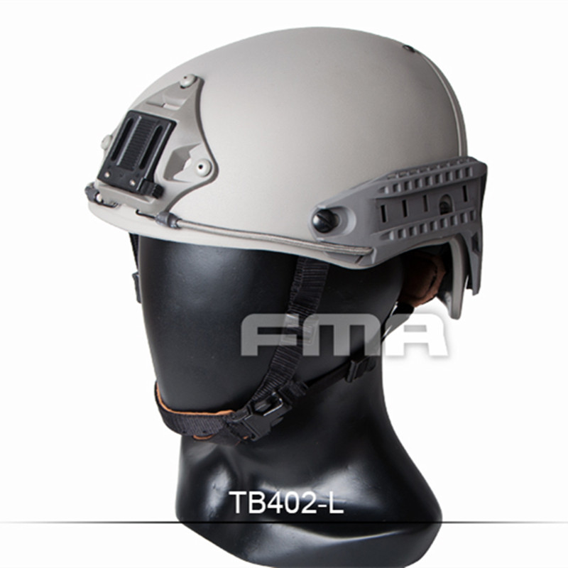 Sports Helmets TB-FMA CP Dummy AF Helmet FAST Base Jump Helmet TB402L FG for Airsoft Paintball and Hunting with Free Shipping 2015 new kryptek typhon pilot fast helmet airsoft mh adjustable abs helmet ph0601 typhon