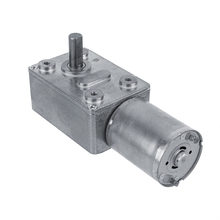 40rpm DC 12V 370 Metal Micro Electric Mini Reduction Metal Gear Motor 10KG.CM For Windows Door Opener HouseAppliance Parts(China)