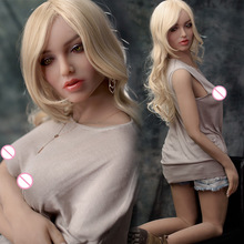 Hanidoll 158cm silicone sex dolls for Men real doll Big Breast Anal Vagina Oral Realistic Sex Toy Masturbator Love Doll