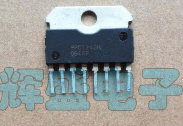 1 Pcs UPC1242H Amplificateur Audio 1242 IC