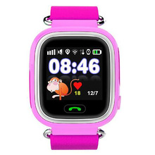 Newest Q70 Smart Watch Children Watch Intelligent Call GSM GPS Tracker SOS SIM Card Phone is Compatible IOS Android