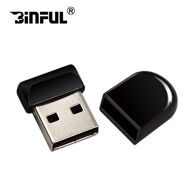 Super Mini Usb Flash Drive Pendrive 128gb 64gb 32gb Usb2.0 Pen Drive 16gb 8gb 4gb Flash Memory USB Stick Pen Drive Free Ship(China)