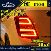 AKD Car Styling Tail Lamp For Chevrolet Trax Tail Lights 2014 Tracker LED Tail Light Signal