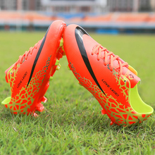 Outdoor lawn football shoe FG Training Shoes