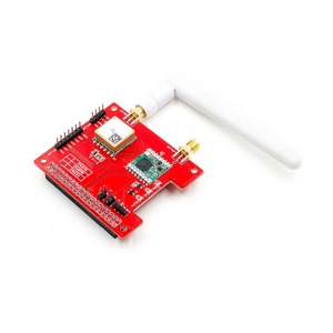 Image 4 - LorGPS HAT V1.0 version Lora/GPS_HAT is a expension module for LoRaWan and GPS for ues with the Raspberry Pi