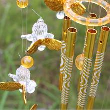 Home Decor Copper Garden Outdoor Wind Chimes Yard Bell Gifts
