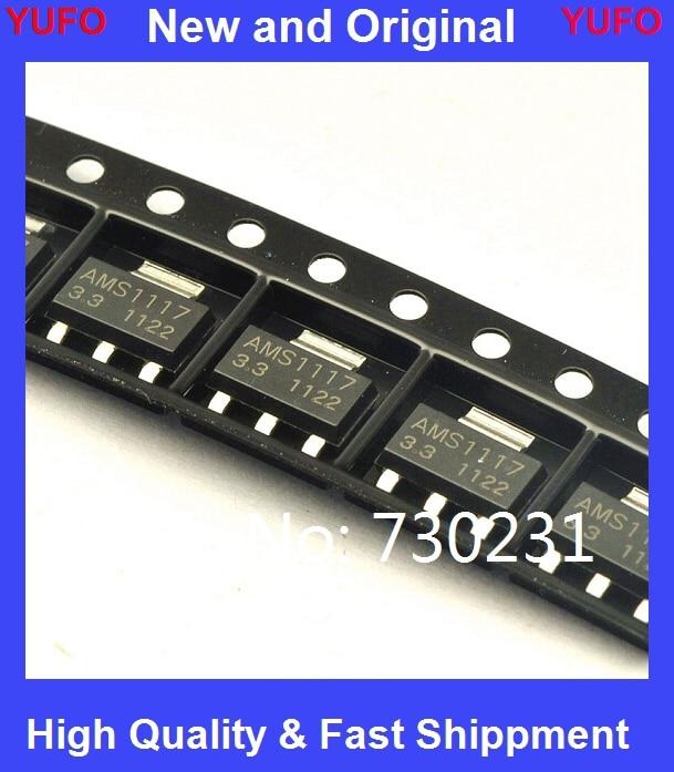 1x AMS1117 1.8V 1A Voltage Regulator SOT-223 Genuine UK Seller Scotland