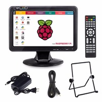 Elecrow Portable 10 1 Inch Raspberry Pi 3 HDMI Display Monitor 1024x600 1080p TFT LCD Display
