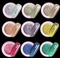 Flash powder Glitter UV Nail Gel Acrylic Polish styling nail tools makeup gel nails polish nail art M670