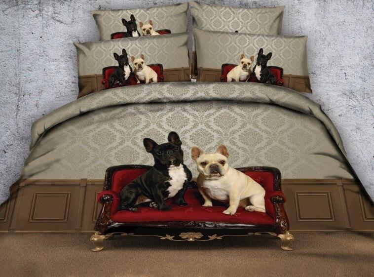 Dog Bed Set Bedding Sets Comforter Duvet Cover Luxury