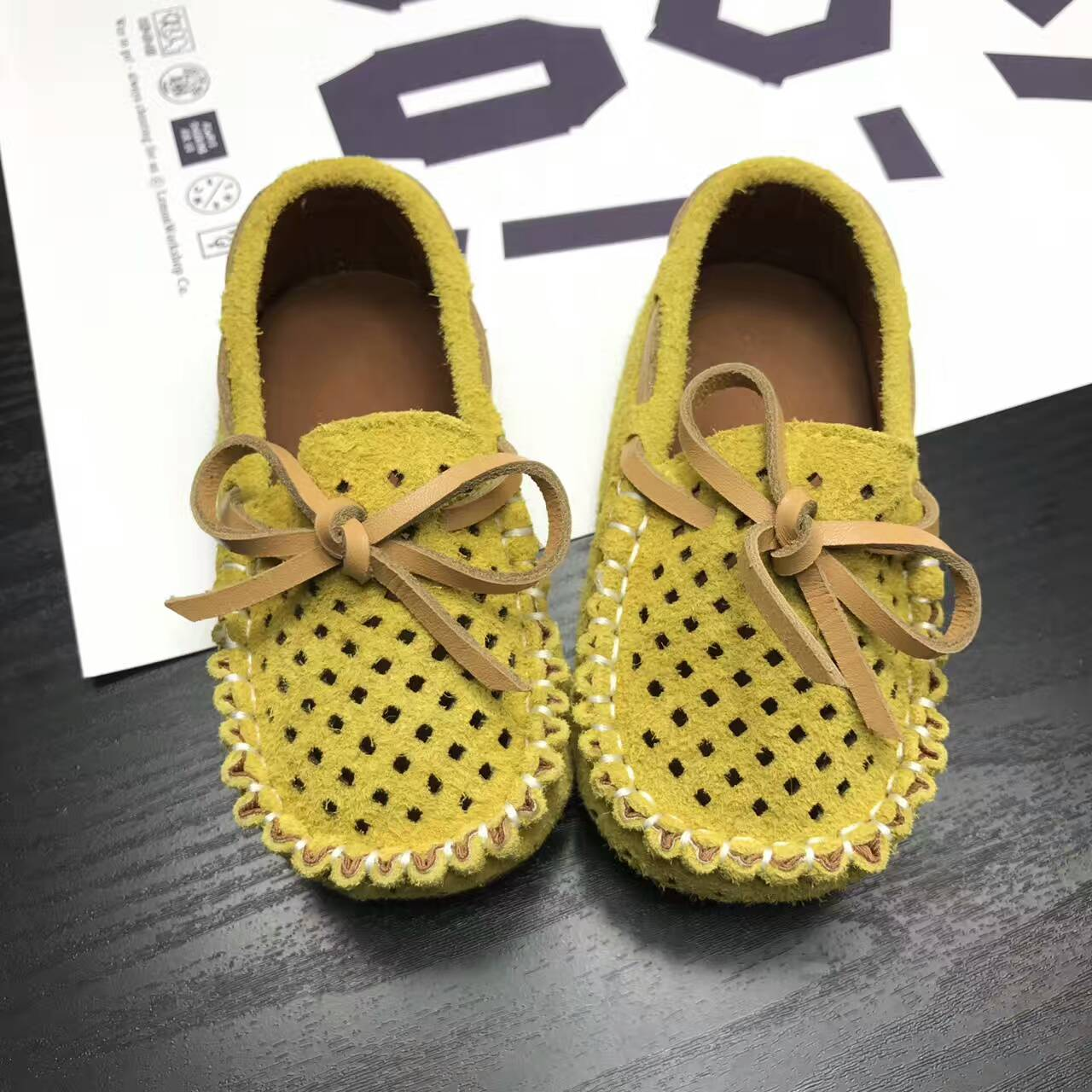 New Spring Autumn Children Shoes Kids Boys Shoes Leather Casual Baby Girls Sneaker With Bow Breathable Toddler Boy Shoes Loafers 2017 babyfeet spring and autumn children sneakers baby girls child toddler shoes breathable fashion pu leather boys sports shoes