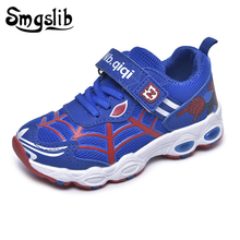 Kids Shoes Child Sports Sneakers Baby Girls Mesh Leather 2019 Spring Autumn Boys Running Children