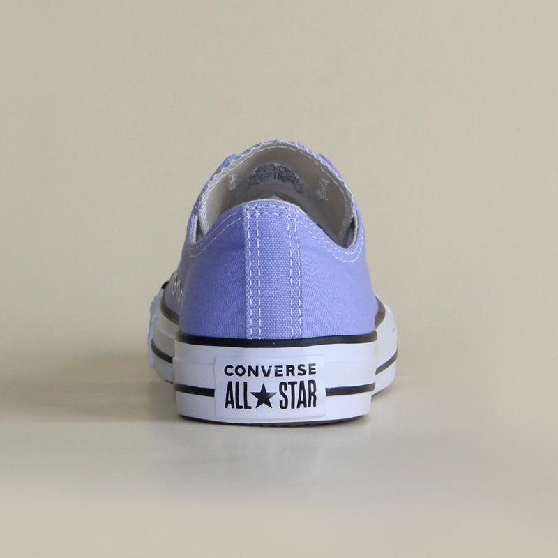 € 50.64 30% de DESCUENTO  : Comprar CONVERSE Chuck Taylor Original All Star zapatos color violeta hombres y mujeres zapatillas bajas