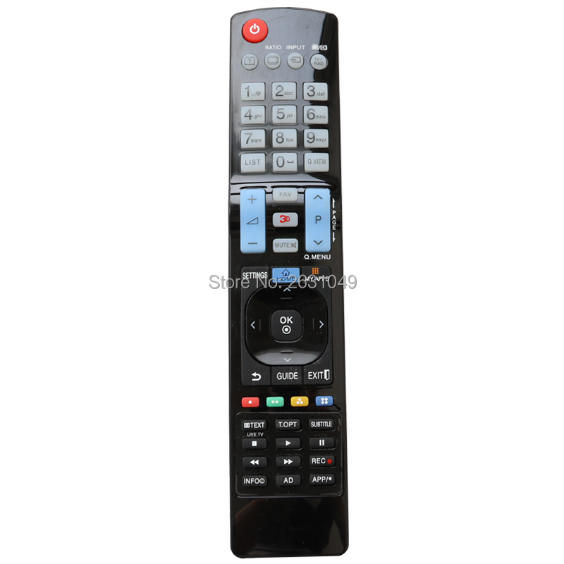 lekong remote  control  suiable LG 3D LED  SMART TV APPS  AKB73756565  32LB650V 42LB650V 47LB650V 50LB650V