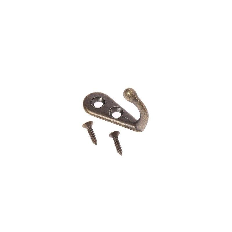 ARWDFG новые настенные двери из металла Винтаж античная крючок вешалка для ключей одежда пальто шляпа мешок полотенца Лидер продаж