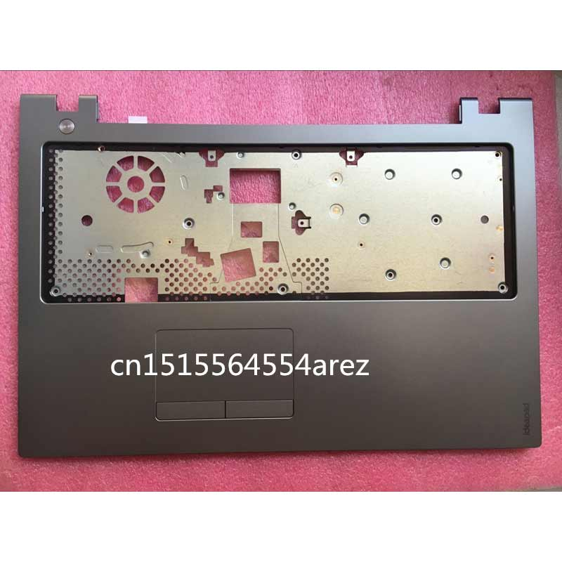 New and Original laptop Lenovo IdeaPad S500 S500T Touchpad Palmrest cover/The keyboard cover with Speakers 13N0-B7A0101