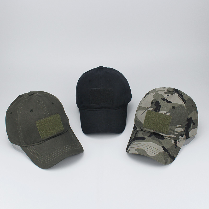 Camo Military Cap With Patch Men Outdoor Hunting Fishing Caps Camouflage Jungle Hat Airsoft Tactical Hiking Browning Casquette