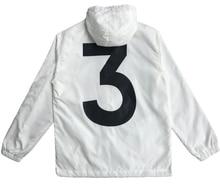 Fashion 3 Tour Season 3 Windbreaker Jacket Men Fashion Logo Letter Printed Hip Hop Jacket Men Thin Style Casual Jacket