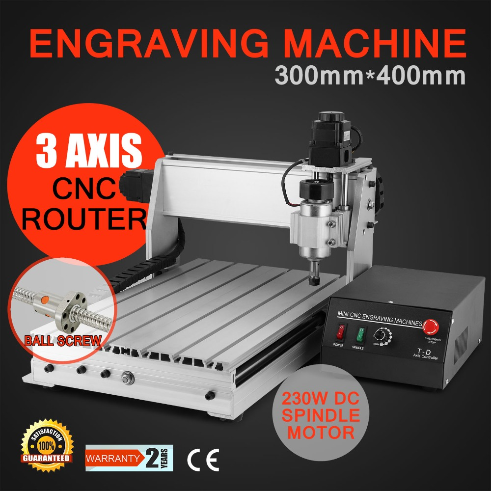 Updated New CNC 3040-DQ Router Engraver/Engraving Drilling and Milling MachineUpdated New CNC 3040-DQ Router Engraver/Engraving Drilling and Milling Machine