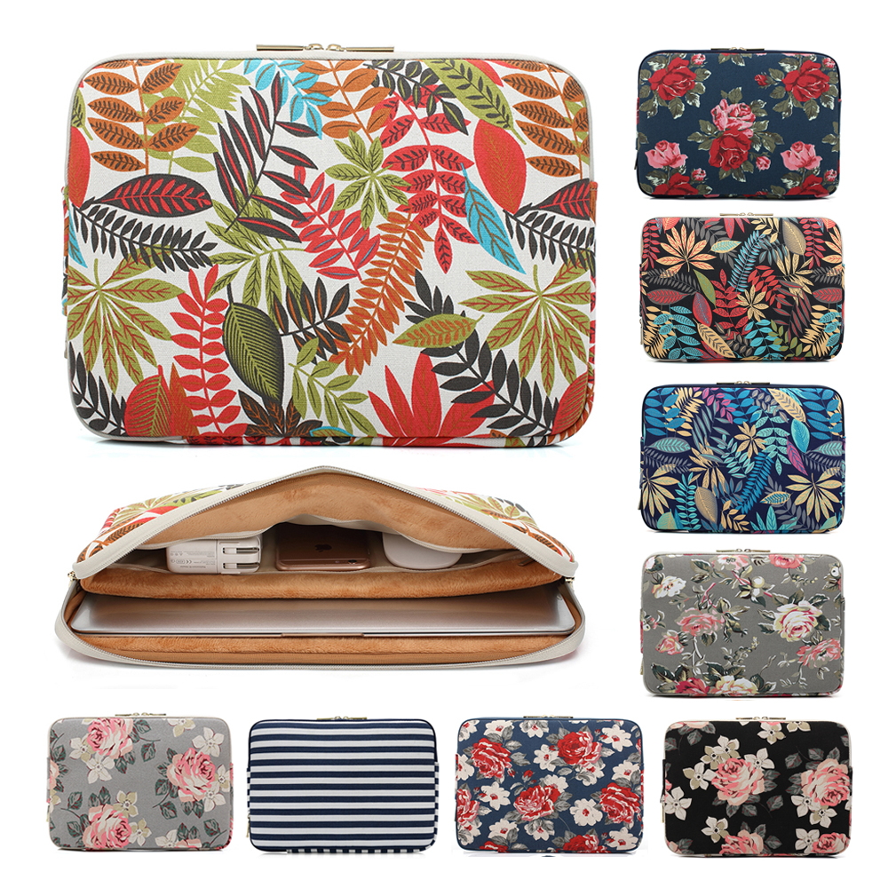 Laptop Case Notebook Sleeve Pouch For 11.6 12 13.3 14.1 15.4 15.6 Ultrabook  Soft Envelope Bag PC Cover For Macbook PRO hp sony
