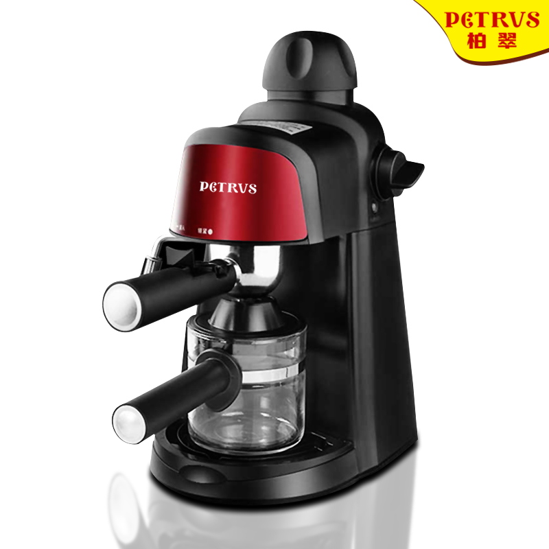 DHL EMS FEDEX Free shipping PE3800 Italian style Coffee machine Household concentrate Steam type Coffee machine dhl ems shipping 5pcs new core p8700 cpu 2 53g slgfe r0