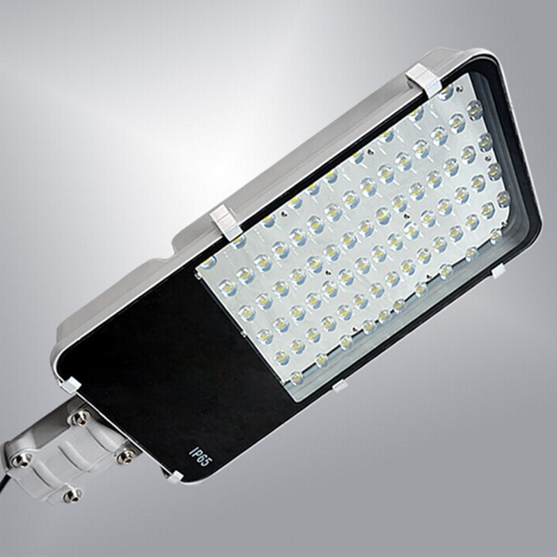 LED Courtyard Road street Lamp Pathway Street Light 12W 24W 30W 50W 80W 120W IP65 AC85-265V 110LM / W Անջրանցիկ բացօթյա լուսավորություն