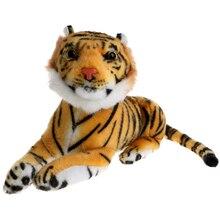 Children Kids Cute Soft Plush Tiger Animal Toys Lovely Stuffed Doll Pillow Gift цена в Москве и Питере