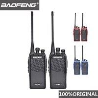 מכשיר הקשר 2pcs 100% מקורי Baofeng רדיו Comunicador BF-K5 מכשיר הקשר מלון כף יד משדר CB רדיו K5 Ham Radio Woki טוקי (1)