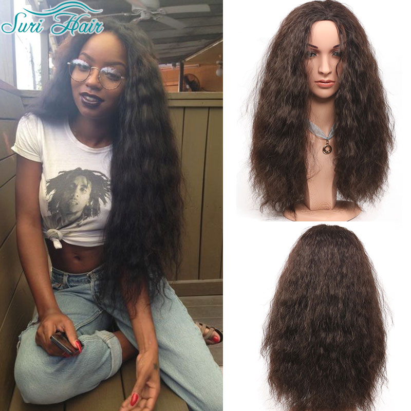 Brown Curly Wig Cheap 81