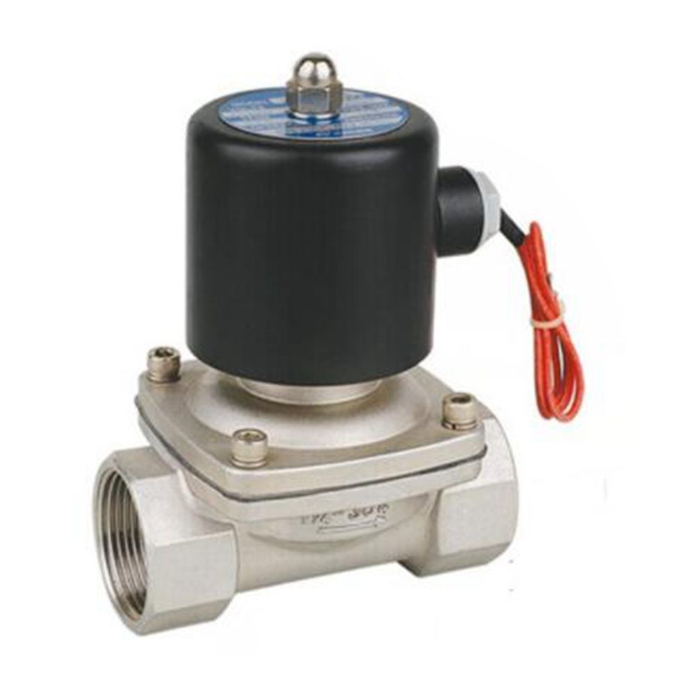 DN8 - DN20 304 Stainless Steel Normally Closed Electric Solenoid Valve AC220V,DC12V/24V