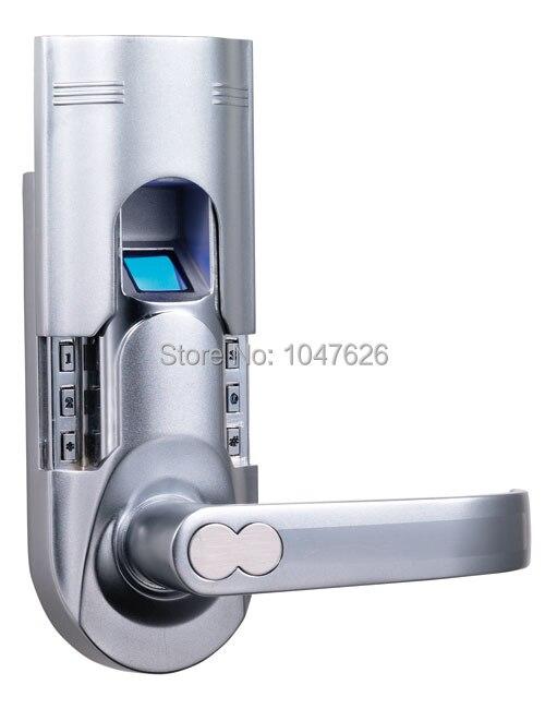 Weather Proof Door Locks Fingerprint Recognition Lock With