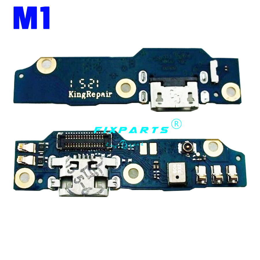Meizu M1 M2 M3 M5 M6 Note U10 M3S Dock Port USB Charging Dock Charger Connector Plug Board Flex Cable Replacement Repair Parts (6)