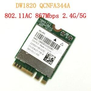 Image 1 - Atheros QCNFA344A DW1820 802.11AC Bluetooth 4.1 867 Mbps WLAN WiFi Draadloze 802.11AC NGFF Mini WLAN KAART beter dan BCM94352Z