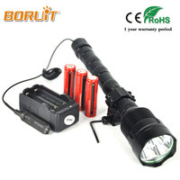 6000Lm TrustFire 3x XML T6 LED Hunting Flashlight Lamp 6000Lumens 5Mode Linternas 3T6 LED Torch Light