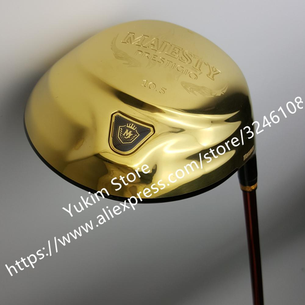 Golf Clubs Maruman majesty Prestigio 9 Golf Driver Graphite Golf shaft R or S flex Free shipping Price: US $198.0 us golf country кеды