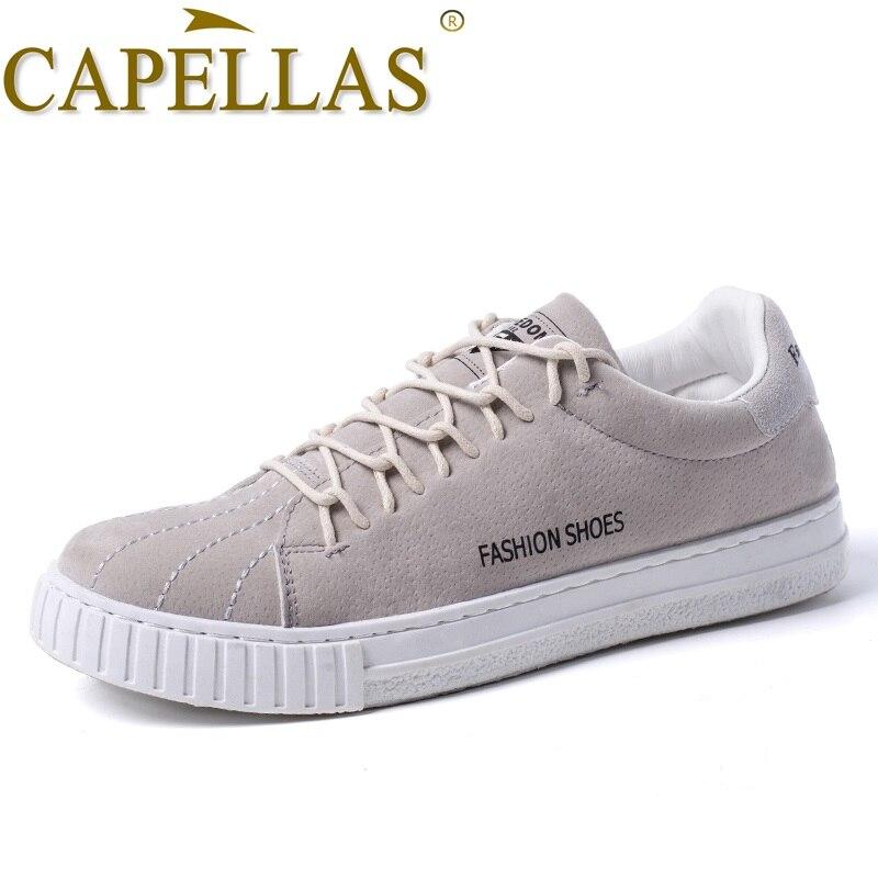 CAPELLAS Նոր տղամարդու կոշիկներ - Տղամարդկանց կոշիկներ - Լուսանկար 3