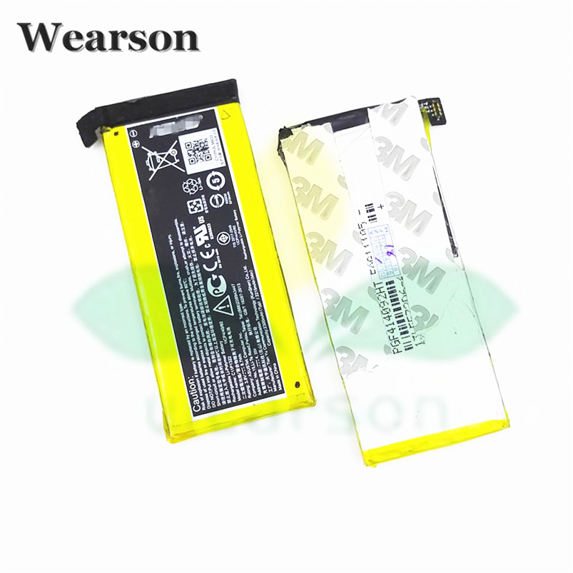 Wearson C11P1322 Battery For Asus Padfone S X T00D PF500KL T00N Battery 2215 2300mAh Free Shipping