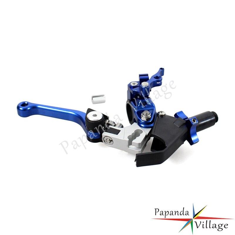 Papanda moto bleu 7/8