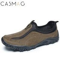 CASMAG 남성 슬립-안정성 스포츠 교육 실행 신발 남성 조깅 야외 육상 신발 캠핑 운동화 zapatillas 아저