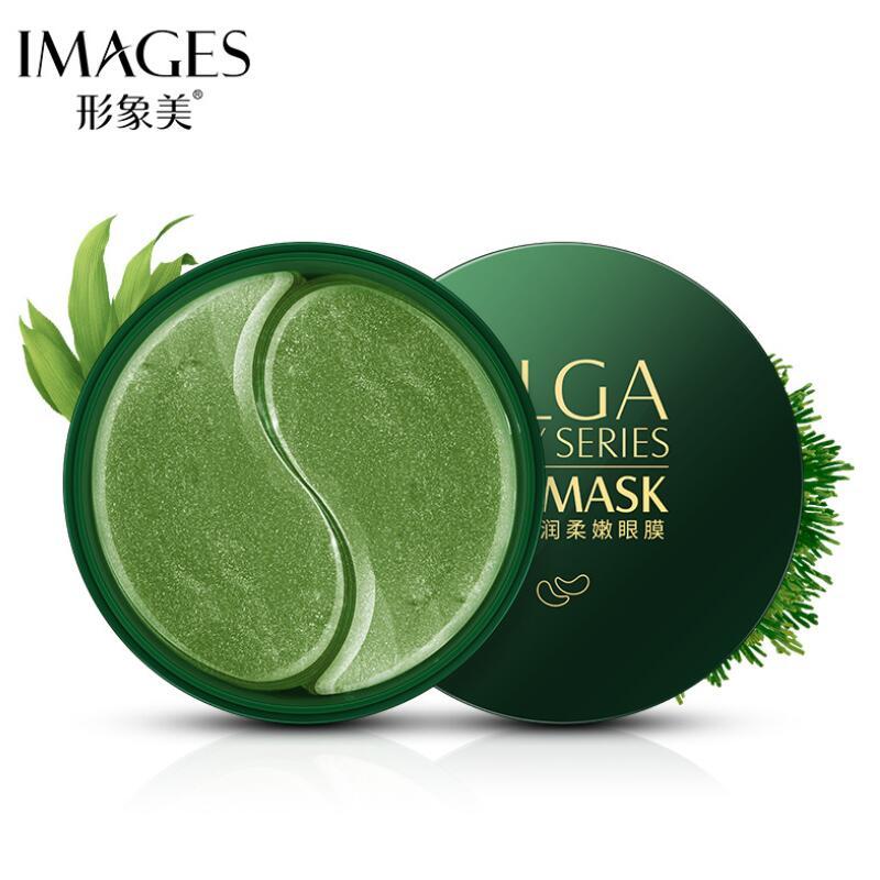 30 Pairs Seaweed Eye Mask Nourishing Moisturizing Hydration Eye Patches Dark Dircles Remove Wrinkle Eye Skin Care