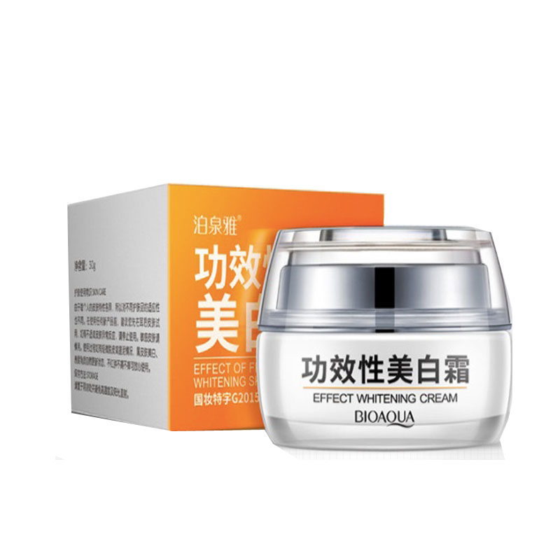 New Strong effects Powerful natural plant whitening Freckle cream 50g Remove Acne Spots pigment Melanin face care cream